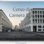 CORSO DI CAMERA RAW E BRIDGE