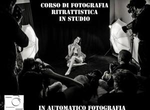 Corso di Fotografia ritrattistica da studio