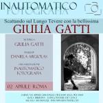Scattando sul Lungo Tevere con Giulia Gatti