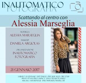 Scattando con Alessia Marseglia