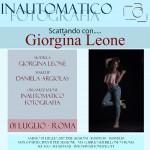 Scattando con Giorgina Leone