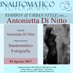 Fashion e Urban Style con Antonietta Di Nitto