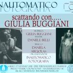 Scattando con.... Giulia Buggiani