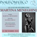 Le luci in studio con Martina Meneghini
