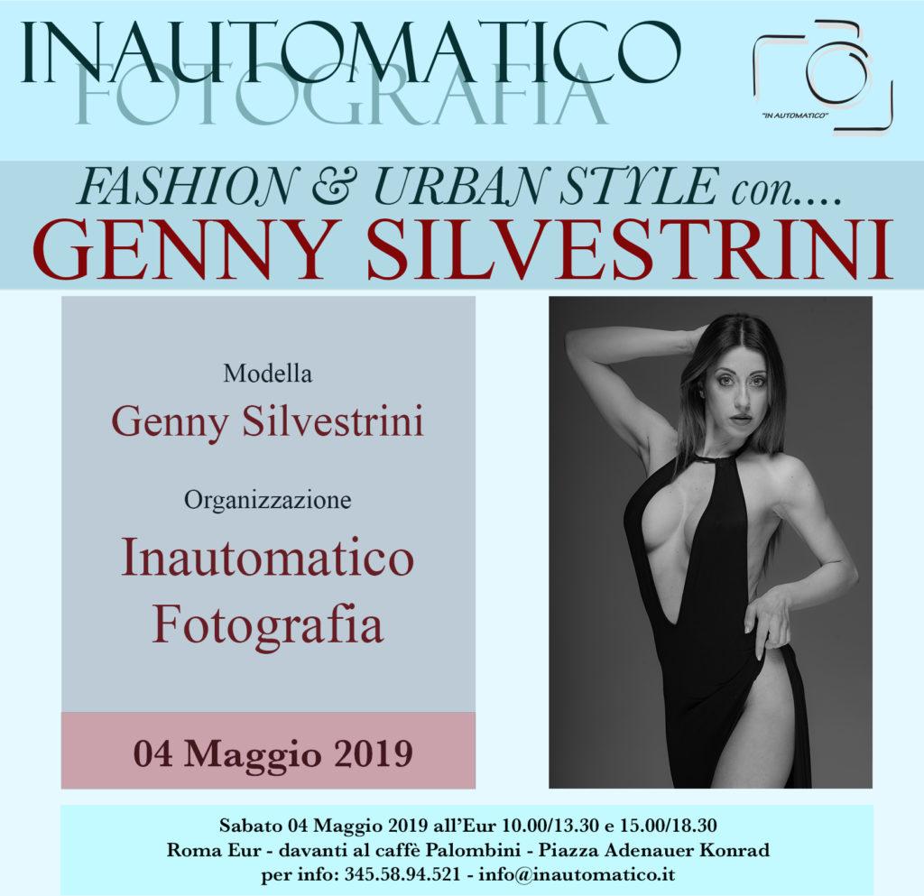 Fashion e urbanstyle con Genny Silvestrni