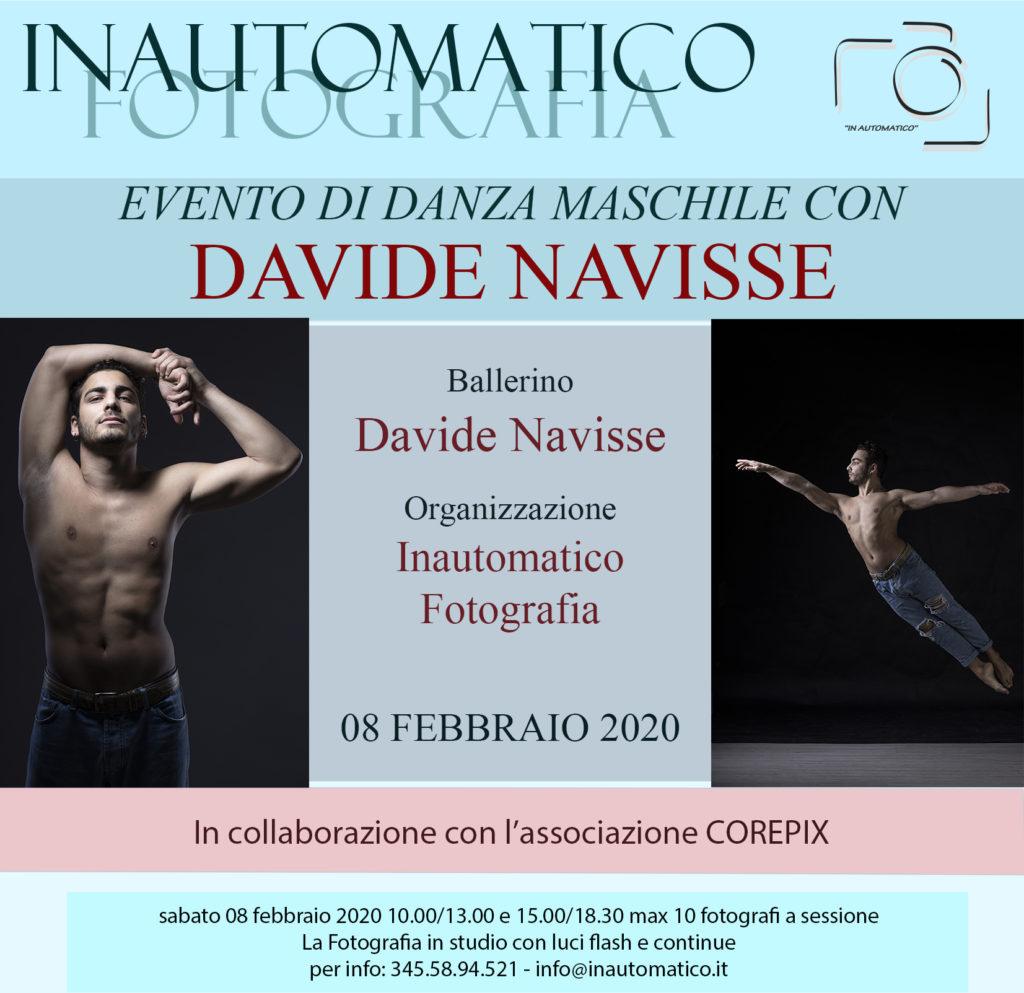 Ballando con Davide Navisse