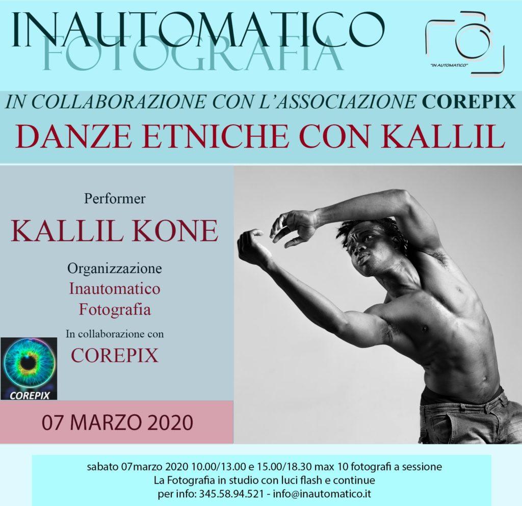 Danze etniche con Kallil